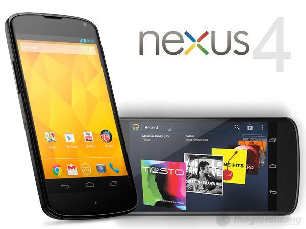 Nexus 4 cũng không rẻ nếu không có Google trợ giá