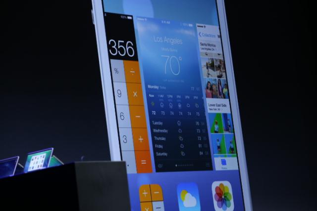Màn hình đa nhiệm thì khá giống Windows Phone 8