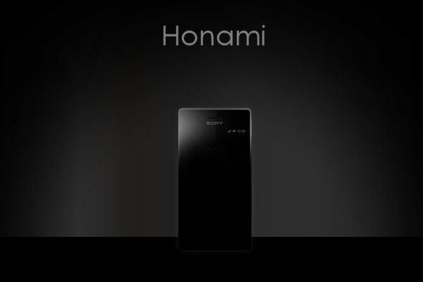 Sony i1 Honami