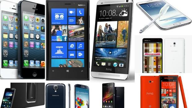 Những smartphone tốt nhất hiện nay