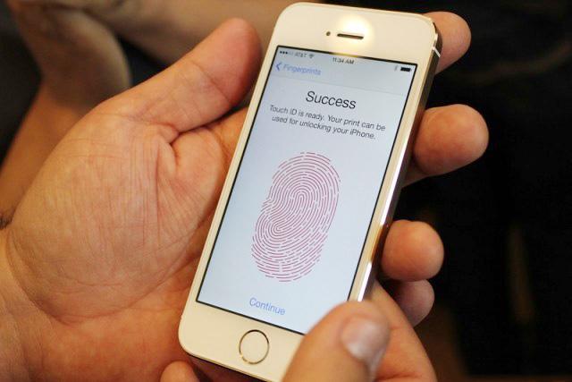 Liệu tính năng khóa máy bằng vân tay có bảo mật 100% ?