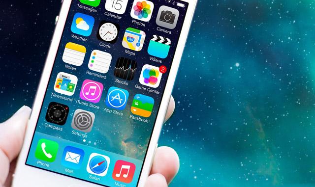 iOS 7 đẹp mắt nhưng kém mượt mà so với iOS 6