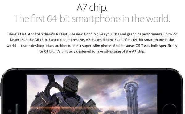 smartphone 64-bit