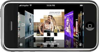 Lịch sử iOS – Kì 1: iOS 1 và sự ra đời của iPhone ipod màn hình rộng