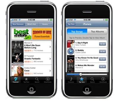 Lịch sử iOS – Kì 1: iOS 1 và sự ra đời của iPhone wifi
