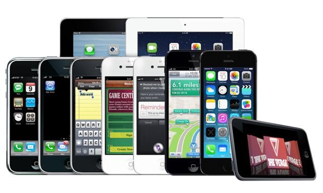 Lịch sử iOS – Kì 1: iOS 1 và sự ra đời của iPhone