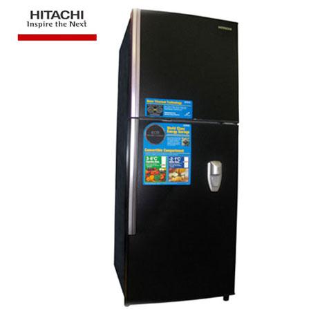 Tủ lạnh Hitachi R-T230EG1D 225 lít Ngăn đá trên 2 cửa Đen - Đen