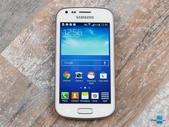 Hiện Samsung Galaxy Trend Plus phiên bản màu đen và trắng đang được bán chính hãng tại thegioididong.com với giá chỉ 3.990.000 đồng