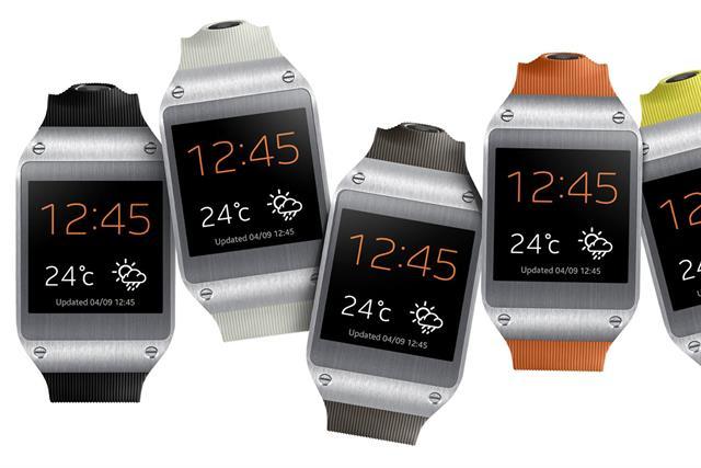 Đồng hồ thông minh Samsung Galaxy Gear