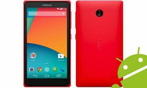 Điện thoại Nokia chạy Android