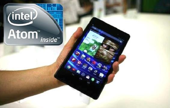 Google, Asus và Intel sẽ chung tay phát triển Nexus 7 thế hệ mới