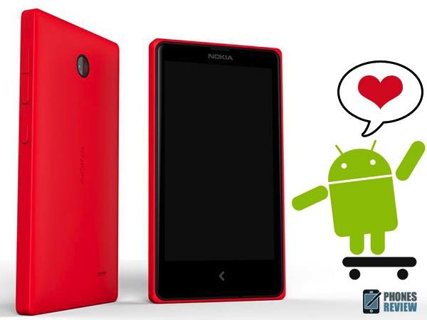 Nokia vẫn đang quan tâm đến Android