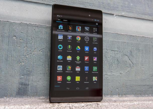 Những việc nên làm ngay khi mua tablet Android nexus 7