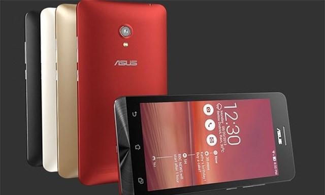 Smartphone Asus sẽ thống trị dòng trung và cấp thấp?