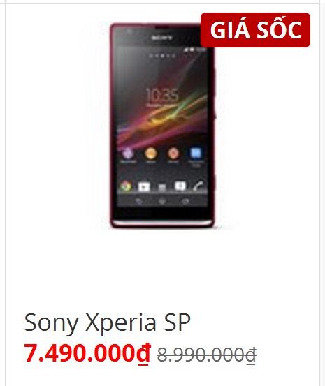 Xperia SP