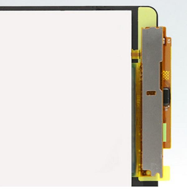 Xperia Z2 có viền siêu mỏng