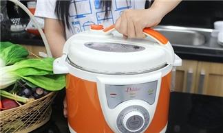 Hướng dẫn cách nấu cơm bằng nồi áp suất điện đơn giản và nhanh chóng