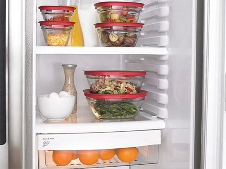 Bảo quản thực phẩm thừa và dễ hỏng