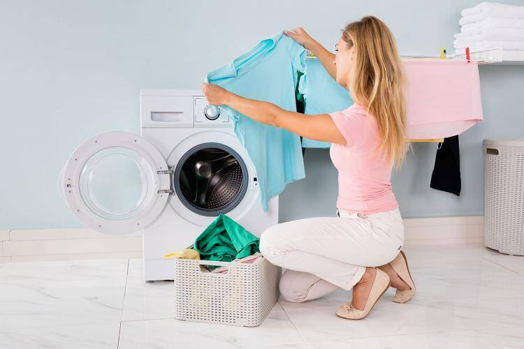 máy giặt lồng ngang chạy êm, tuổi thọ bền, tiết kiệm nước