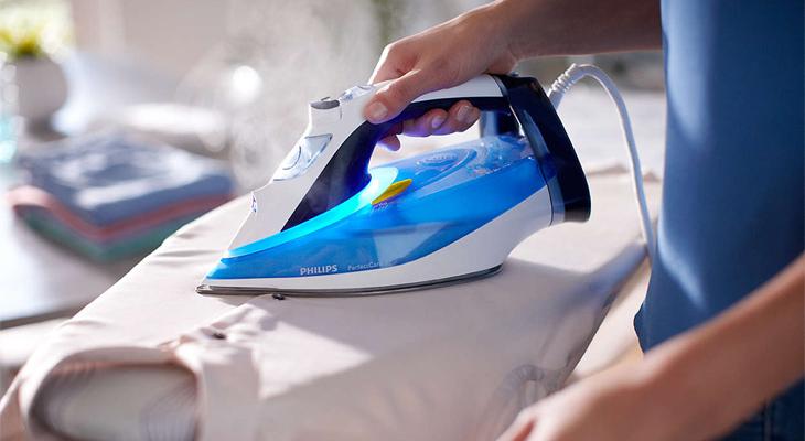bí quyết chọn mua bàn ủi hơi nước