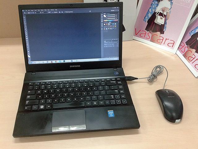 Nên đặt laptop ở những không gian thoáng