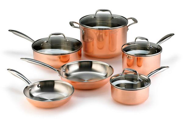 Các loại nồi có thể sử dụng với bếp từ