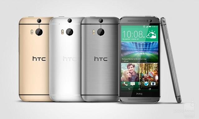 """Chiêm ngưỡng """"siêu mẫu"""" HTC One 2 qua loạt ảnh sắc nét"""
