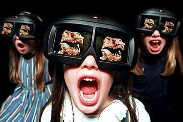 Bảo vệ mắt khi xem Tivi 3D