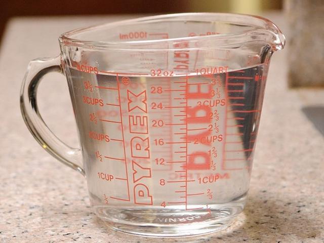 2. Nên cho vào nồi bao nhiêu nước?