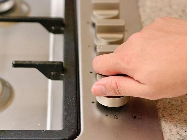 1.Tắt lửa sau khoảng thời gian nấu nhất định