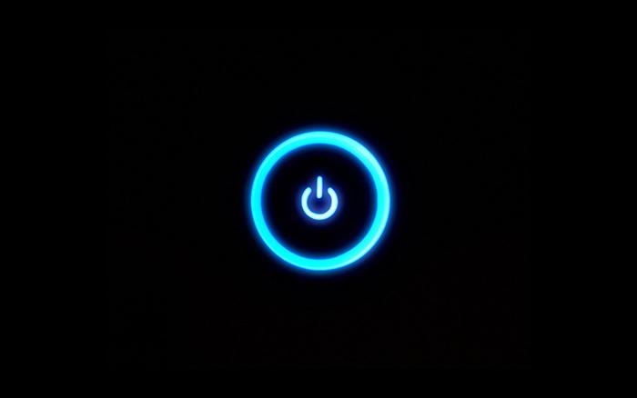Máy không tự động tắt nguồn