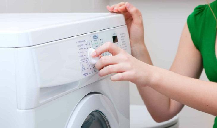 Tùy chỉnh lại mức nước cho máy giặt