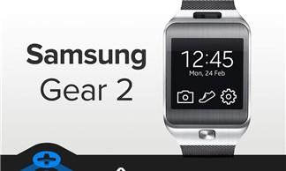 Bên trong Galaxy Gear 2, rất dễ sửa chữa
