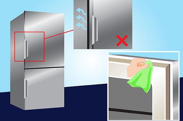 Kết quả hình ảnh cho tiết kiệm điện trong sử dụng Đối với tủ lạnh, bàn là điện