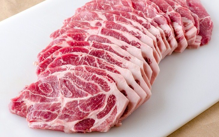 Kết quả hình ảnh cho Thịt đông lạnh