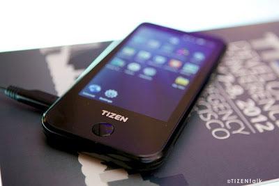 Smartphone Tizen của Samsung