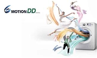 Tìm hiểu về công nghệ 6 Motion của máy giặt LG