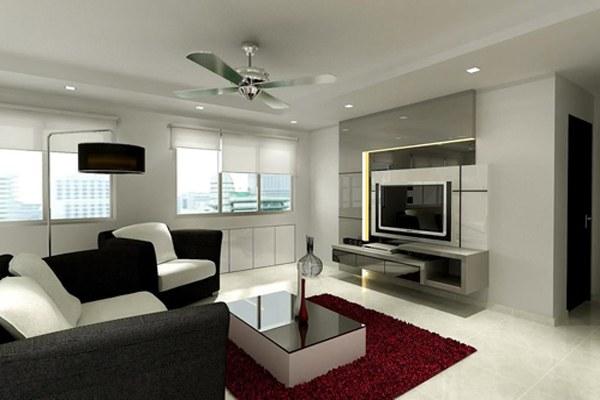 Chọn tivi phù hợp với nội thất phòng