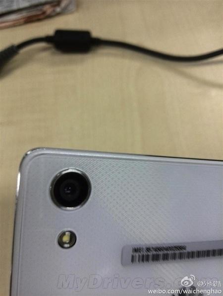 Thiết kế khá giống của Huawei Ascend P7