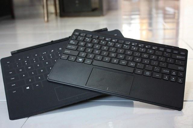 Bạn có thể lựa chọn nhiều mẫu bàn phím di động để tiện khi mang đi cùng tablet