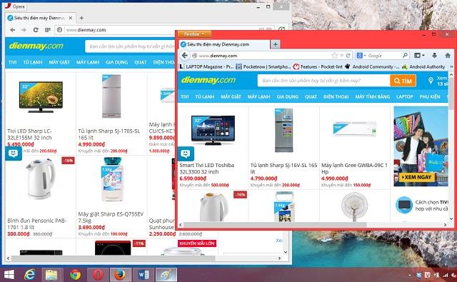 Một số cách chụp ảnh màn hình trên Windows 8