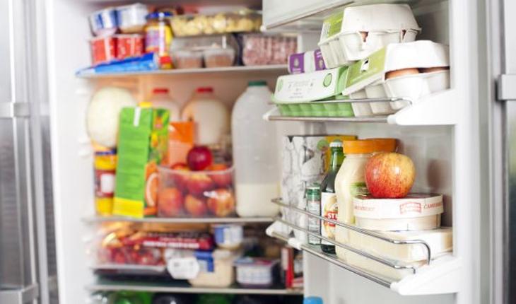Để nhiều đồ ngọt trong tủ lạnh