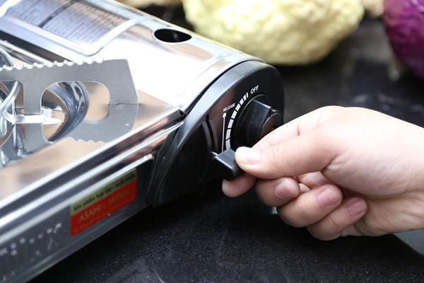 Cách sử dụng bếp gas du lịch an toàn