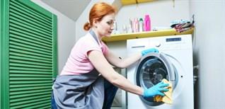 5 bước vệ sinh máy giặt đơn giản bạn có thể tự làm tại nhà