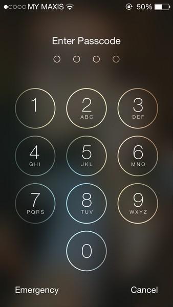 Trào lưu chế ảnh màn hình khóa iPhone, iPad lên