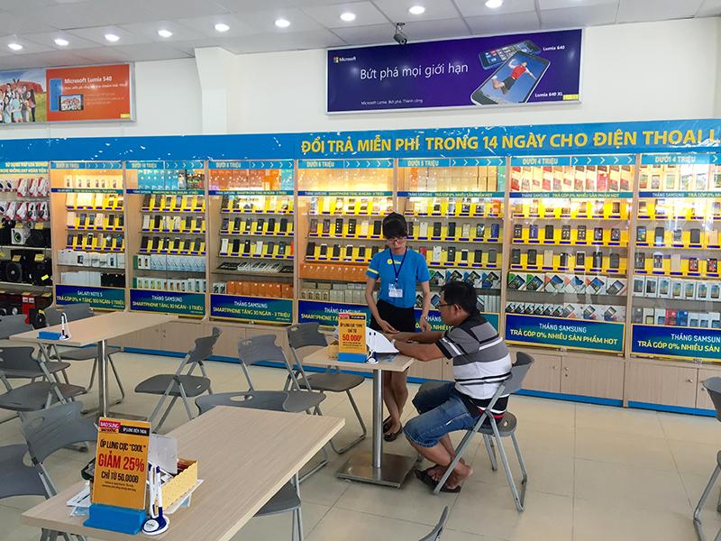 Siêu thị Điện máy XANH Quận Tân Phú Hòa Bình - TP.Hồ Chí Minh