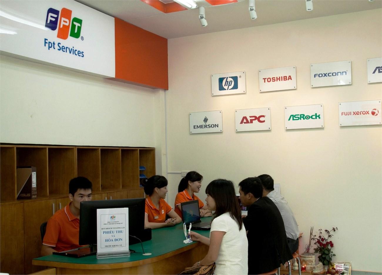 Trung tâm bảo hành ủy quyền của Apple tại Việt Nam