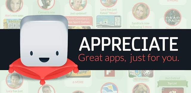 Appreciate-Android-App-Market