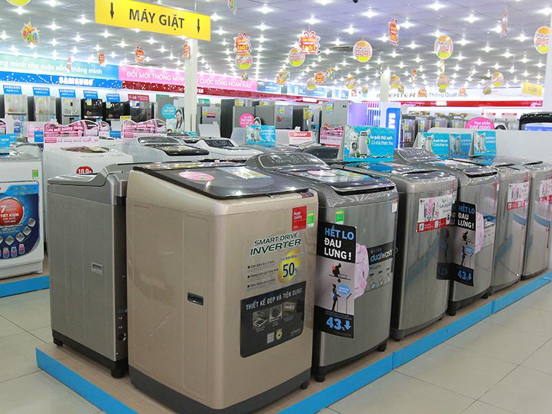 Siêu thị Điện máy Xanh Quận Gò Vấp Quang Trung - TP.Hồ Chí Minh