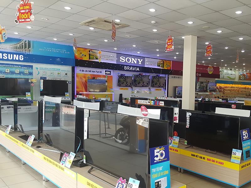 Siêu thị Điện máy XANH Quận Bình Tân Tỉnh Lộ 10 - TP.Hồ Chí Minh